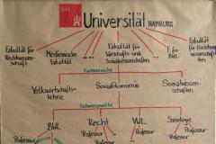 Struktur Universität Hamburg